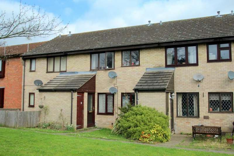 1 Bedroom Maisonette Flat for sale in Sioux Close, Colchester