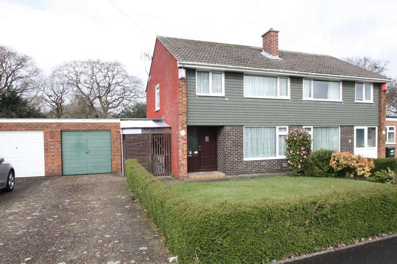 3 Bedrooms Semi Detached House for sale in Rowallan Avenue, Gosport PO13