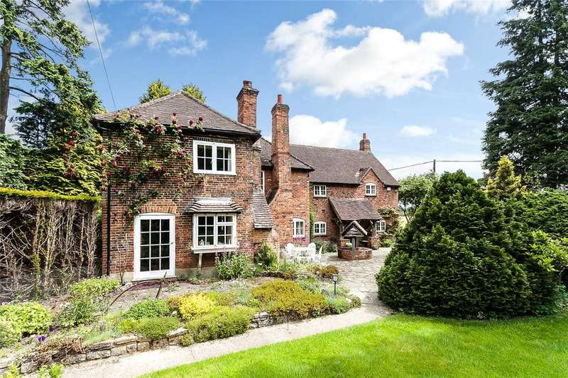 5 Bedrooms Detached House for sale in Moor End, Frieth, Henley-on-Thames, Oxfordshire, RG9