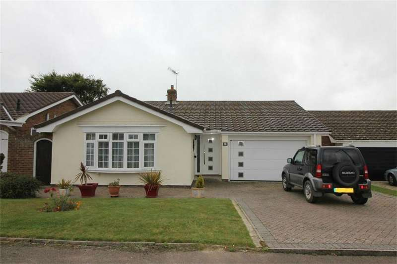 2 Bedrooms Detached Bungalow for sale in 21 Tilgate Drive, BEXHILL-ON-SEA, East Sussex