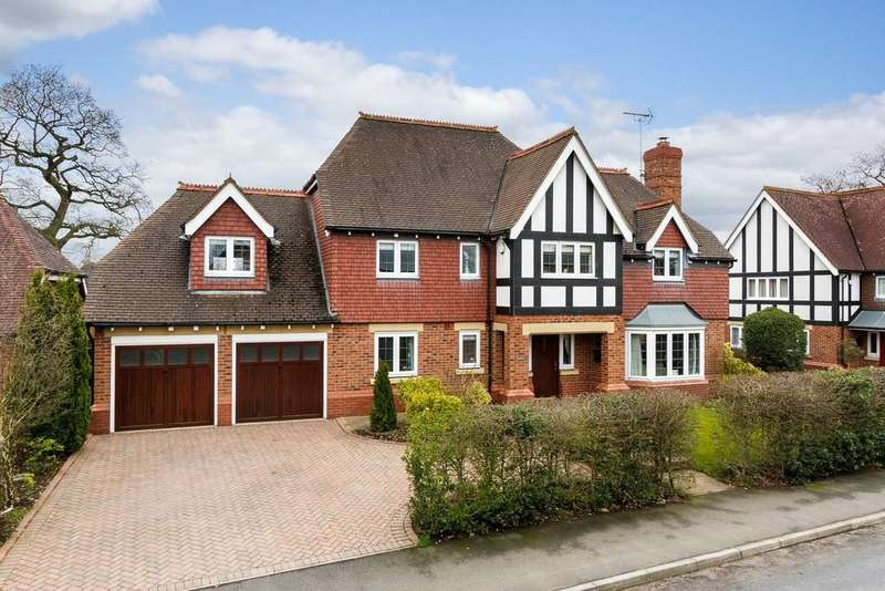 5 Bedrooms Detached House for sale in Warblers, Tarporley, CW6 9HH