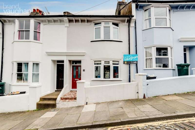 3 Bedrooms Terraced House for sale in Lynton Street, Brighton, BN2