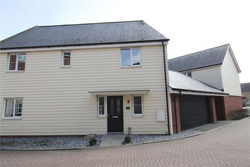 2 Bedrooms End Of Terrace House for sale in Academy Drive, Laindon, Essex, SS15