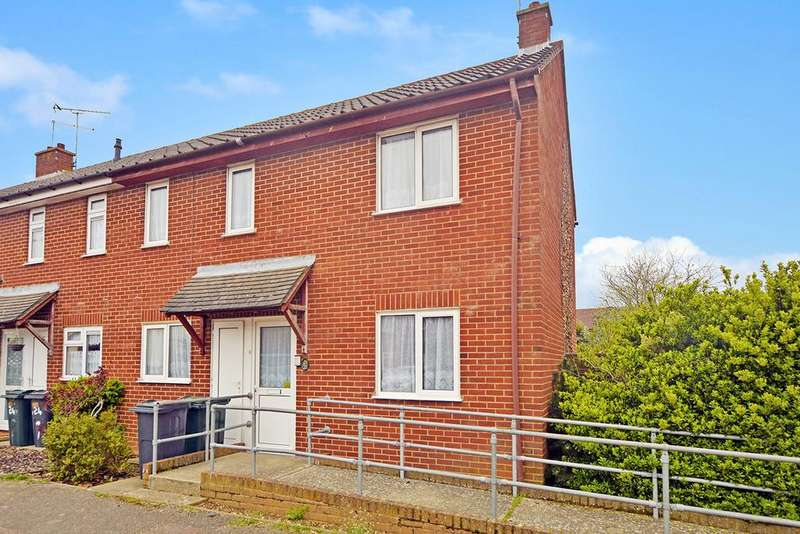 3 Bedrooms End Of Terrace House for sale in Langholm Road, Ashford