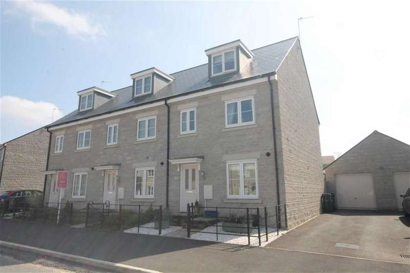 3 Bedrooms End Of Terrace House for sale in Cowleaze, Purton, Swindon