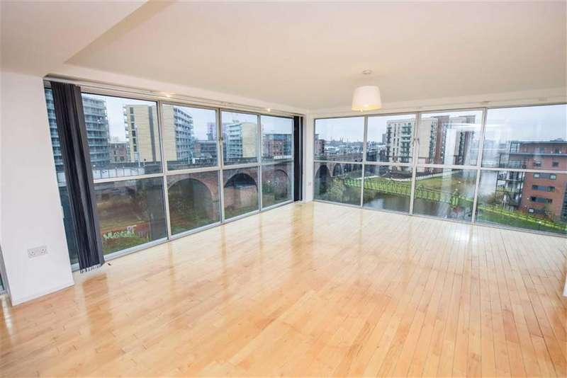 2 Bedrooms Apartment Flat for sale in The Mill, Salford, Greater Manchester, M5