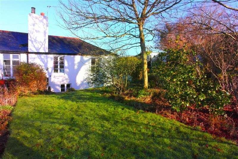 3 Bedrooms Semi Detached House for rent in Higher Week, Totnes, Devon, TQ9