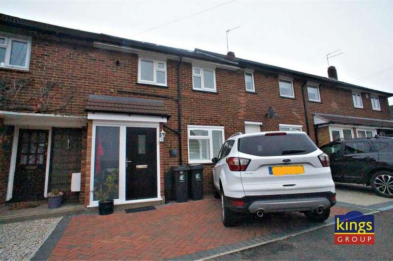 3 Bedrooms Terraced House for sale in Amesbury, Waltham Abbey