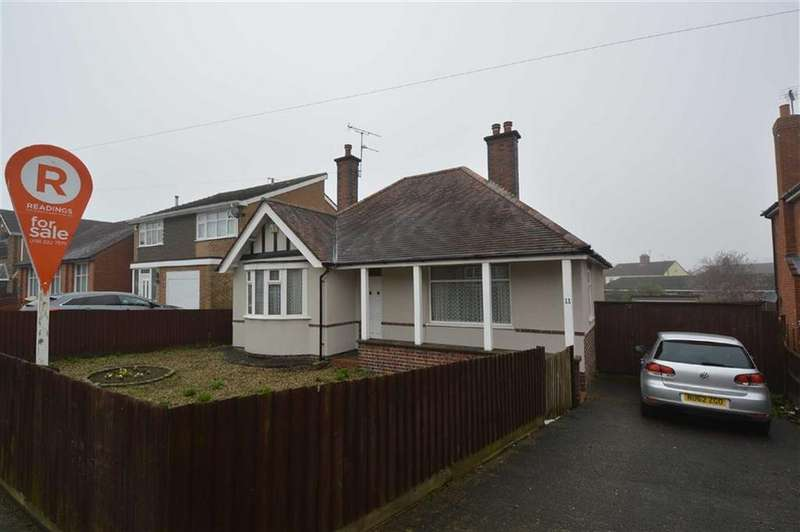 2 Bedrooms Detached Bungalow for sale in Welford Road, Wigston