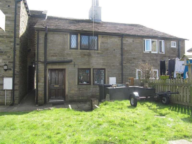1 Bedroom Cottage House for sale in New Hey Road, Outlane, Huddersfield, HD3