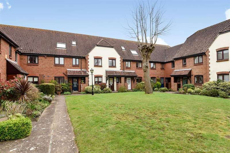 2 Bedrooms Terraced House for sale in Bishopsgate Walk, Chichester