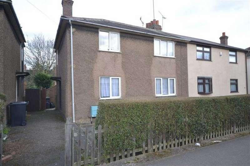 3 Bedrooms Semi Detached House for sale in Norman Avenue, Nuneaton, Warwickshire