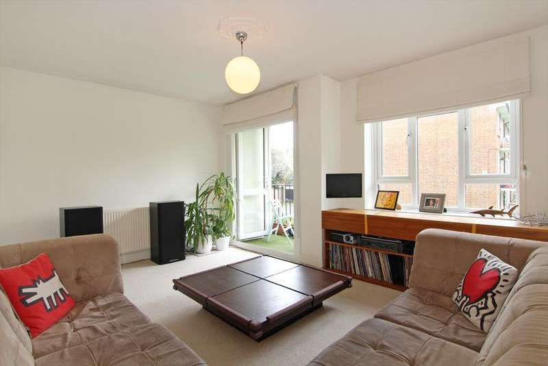 3 Bedrooms Flat for sale in Whitnell Way, London