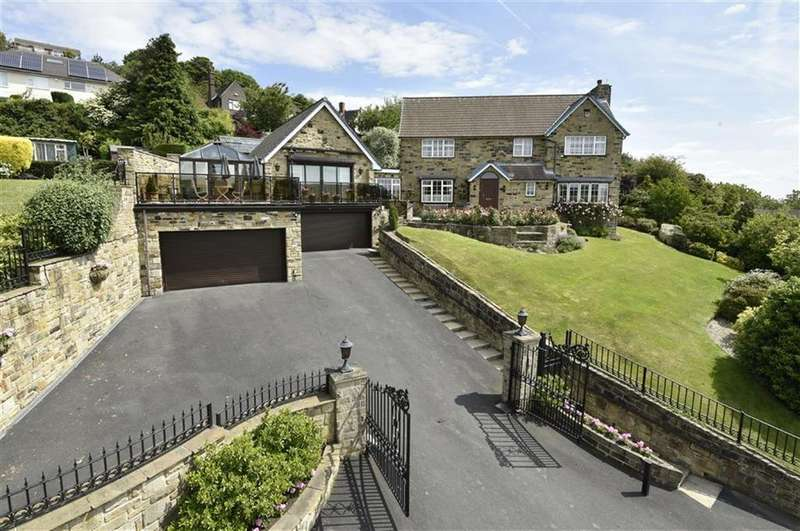 4 Bedrooms Detached House for sale in Jacksons Lane, Thornhill, NR WAKEFIELD, WF12