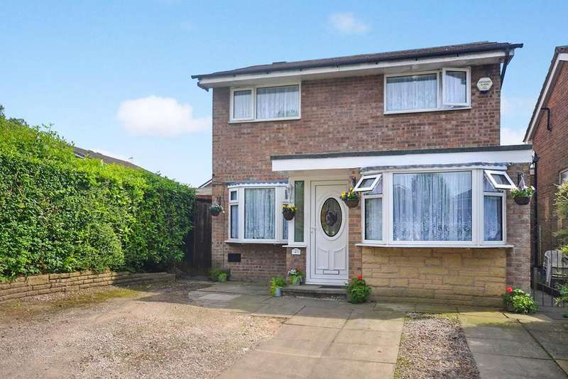 5 Bedrooms Detached House for sale in Harperley, Chorley