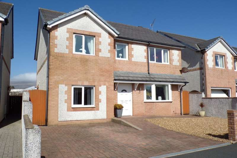 4 Bedrooms Detached House for sale in Estuary Close, Millom, LA18