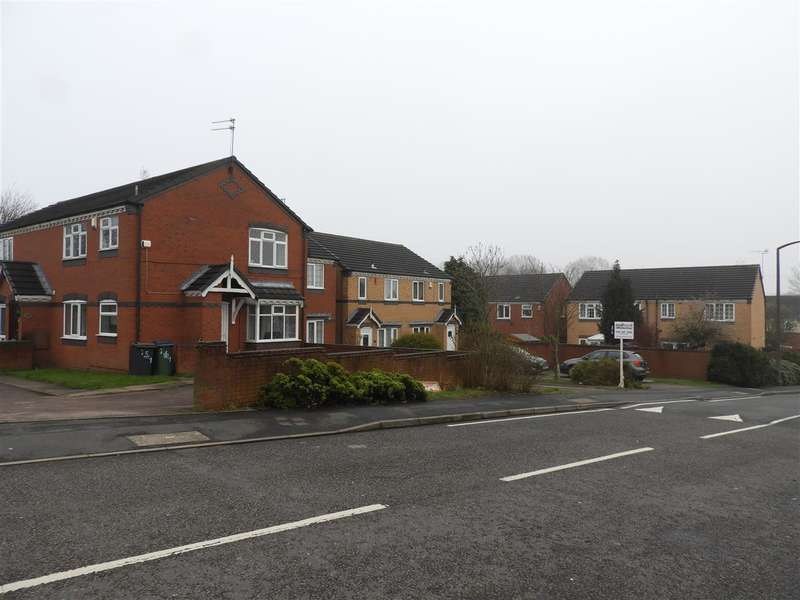 1 Bedroom Apartment Flat for sale in Woodruff Way, Tame Bridge, Walsall