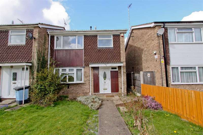 3 Bedrooms Semi Detached House for sale in Park Rise, Leicester