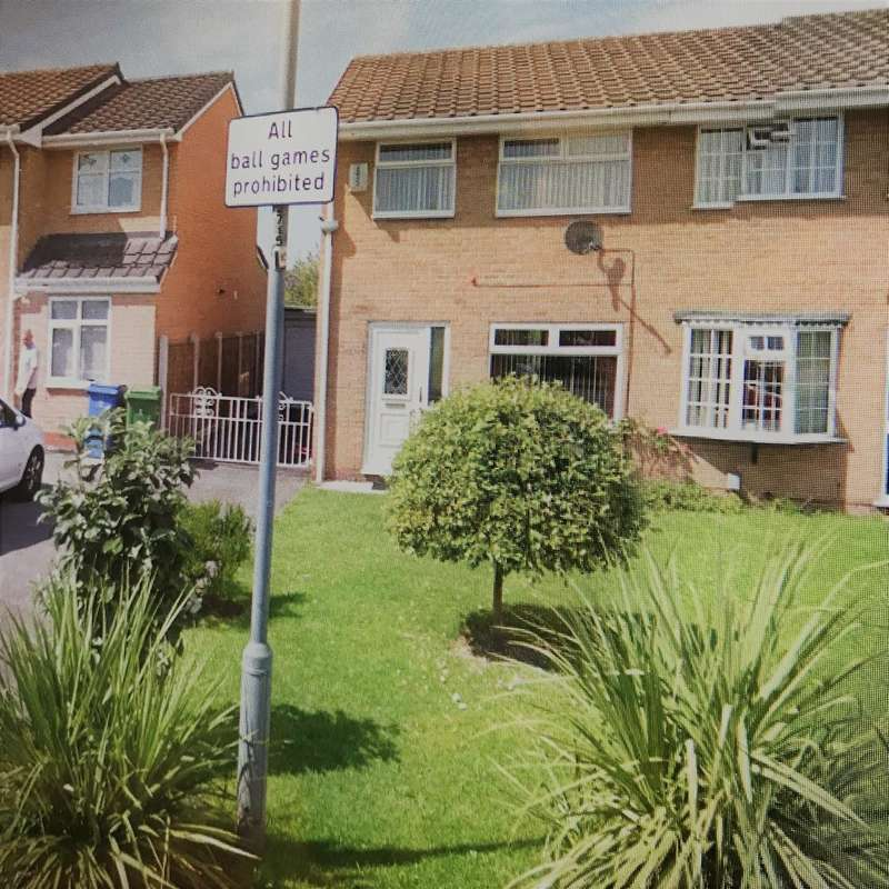 3 Bedrooms Semi Detached House for rent in Acton Way, LIVERPOOL