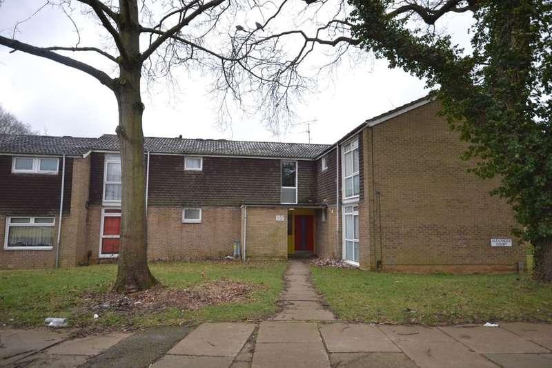 1 Bedroom Flat for sale in Alexander Court, Lumbertubs, Northampton, NN3