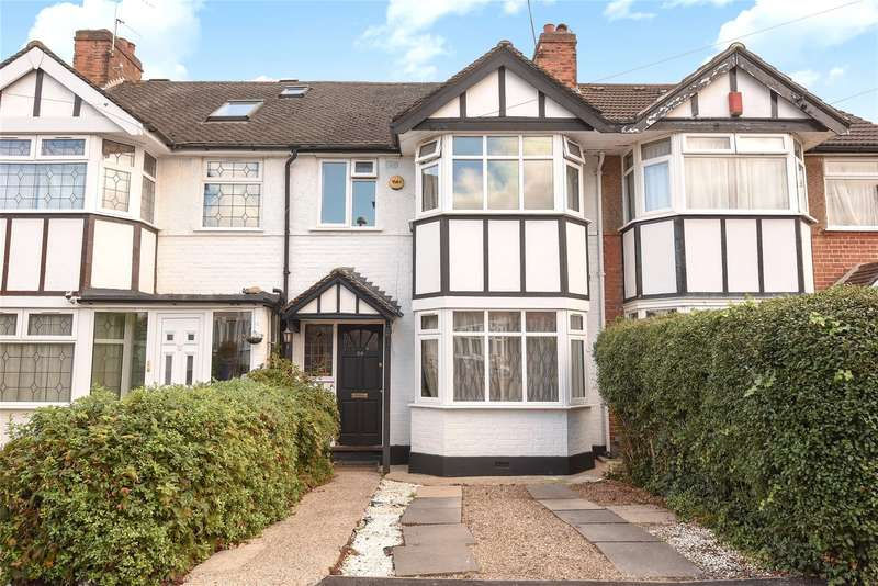 3 Bedrooms Terraced House for sale in Durley Avenue, Pinner, HA5