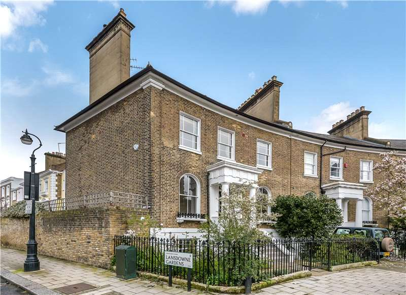 6 Bedrooms End Of Terrace House for sale in Lansdowne Gardens, Stockwell, London, SW8