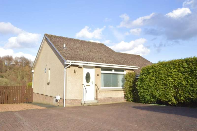 1 Bedroom Semi Detached Bungalow for sale in Craigievar Gardens, Kirkcaldy, KY2