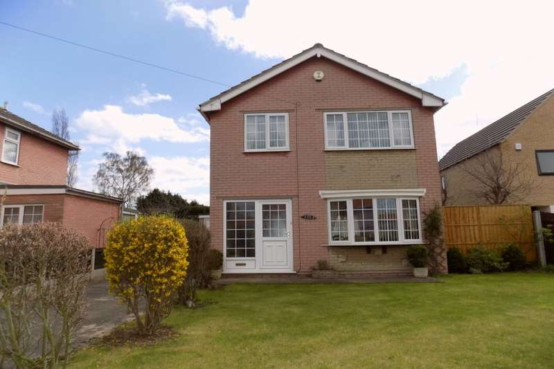 3 Bedrooms Detached House for sale in Beckett Road, Doncaster, DN2