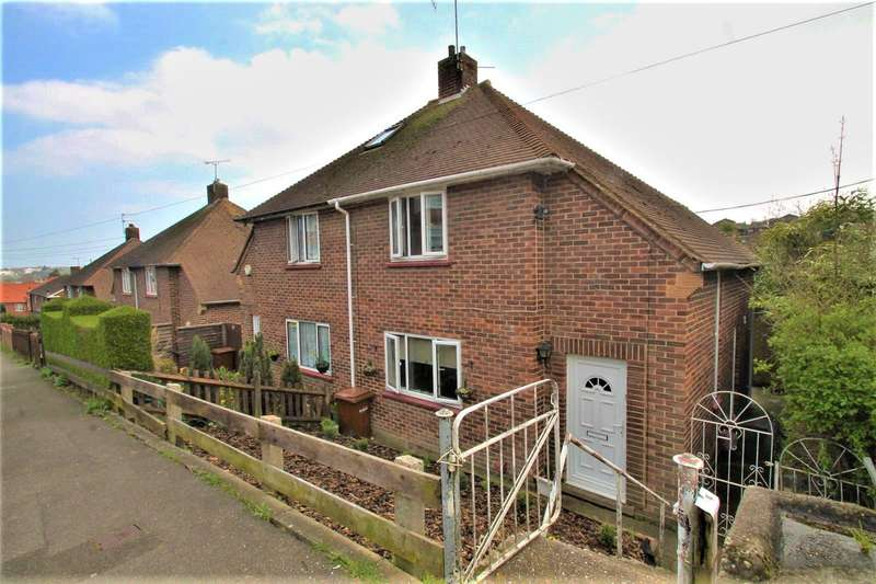 2 Bedrooms Semi Detached House for sale in Montgomery Avenue, Chatham, Kent, ME5