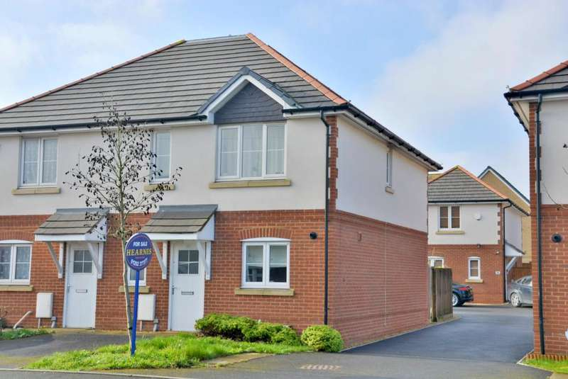 3 Bedrooms Semi Detached House for sale in Rosemary Road, Poole, BH12 3HB