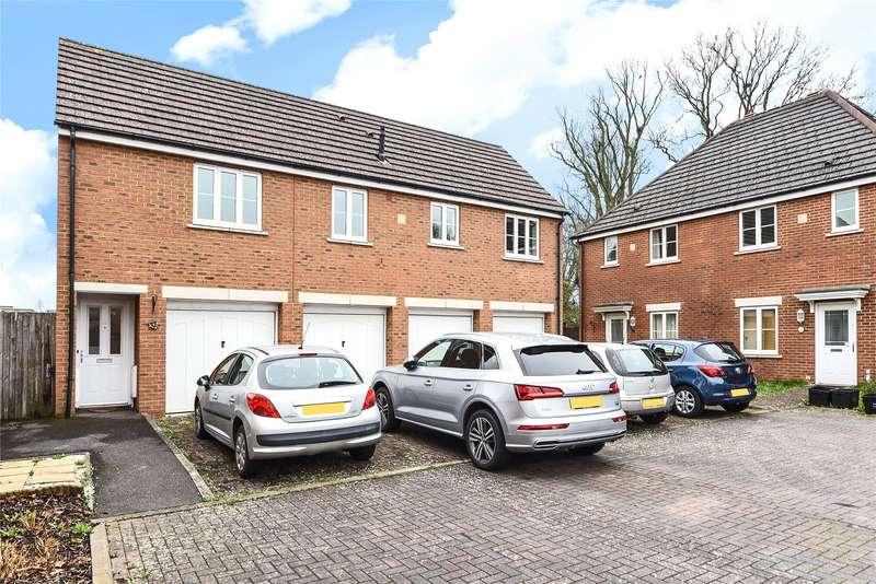 2 Bedrooms Detached House for sale in Barley Gardens, Winnersh, Wokingham, Berkshire, RG41