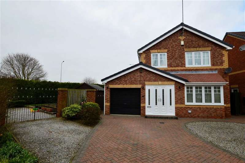 4 Bedrooms Detached House for sale in Alwoodley Close, Hull, East Yorkshire
