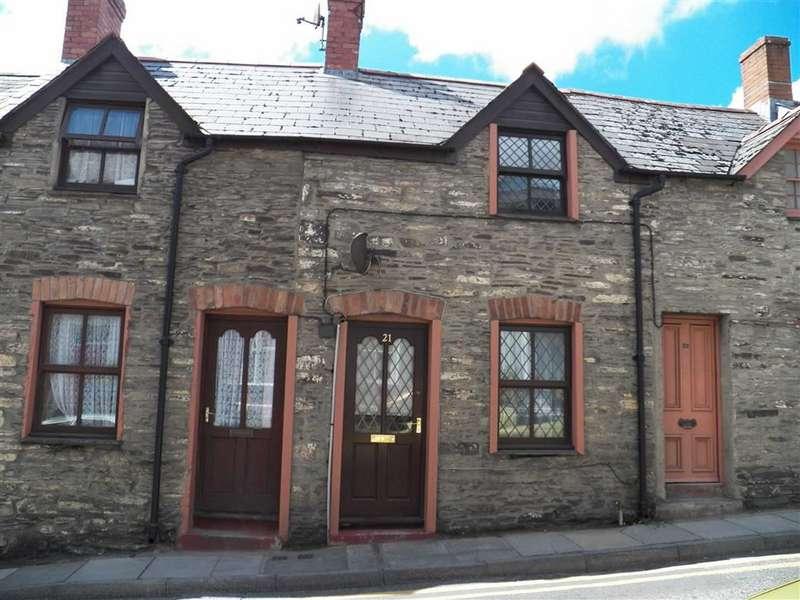 2 Bedrooms Terraced House for sale in Feidrfair, CARDIGAN