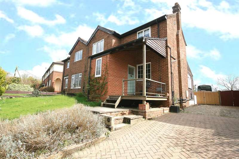 4 Bedrooms Semi Detached House for sale in School Lane, Eaton Bray, Beds