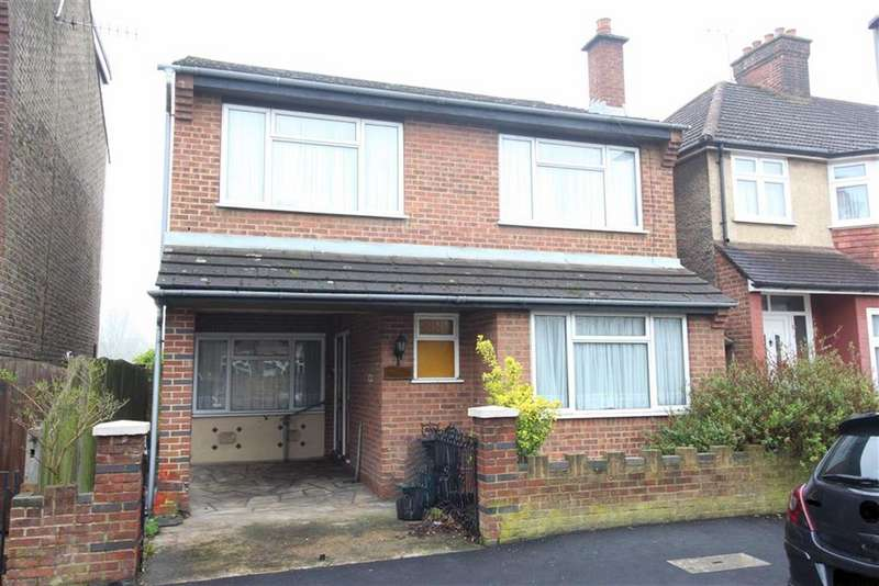 4 Bedrooms Detached House for sale in Kendall Road, Beckenham, BR3