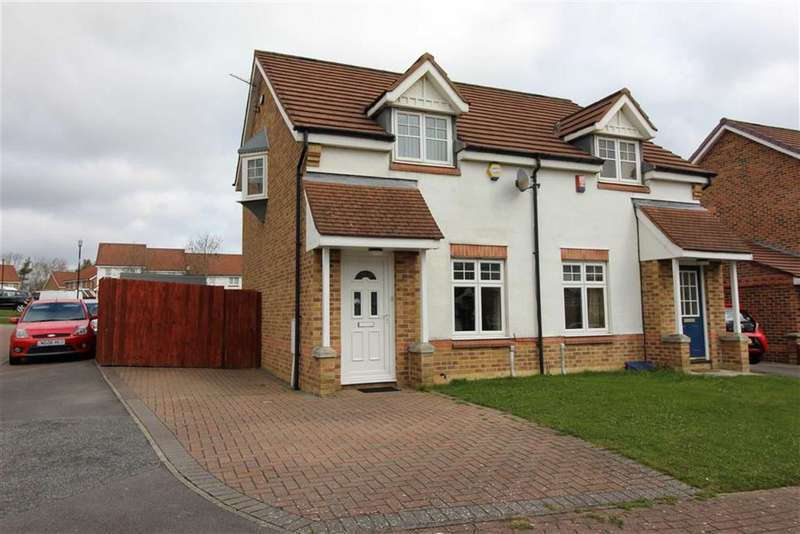2 Bedrooms Semi Detached House for sale in Penyghent Way, Washington