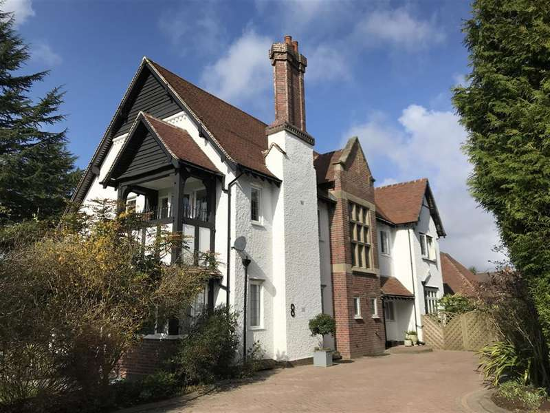 4 Bedrooms Flat for sale in Beaumont Grove, Solihull, B91 1RP