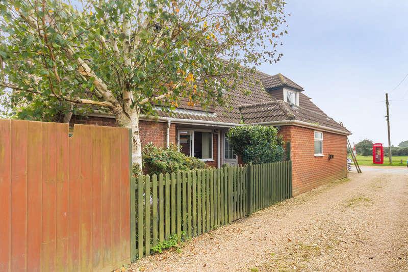 4 Bedrooms Detached House for sale in East Boldre, Brockenhurst, Hampshire