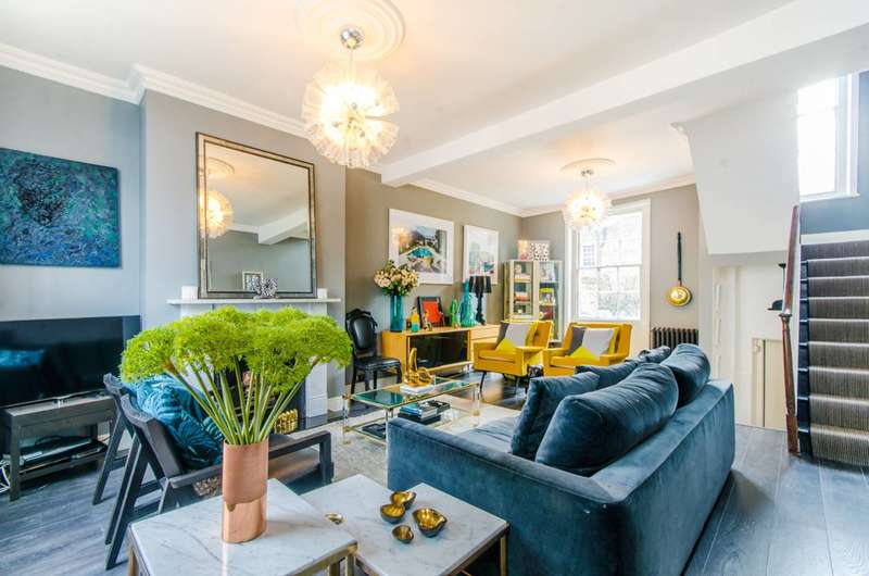 3 Bedrooms House for sale in Allingham Street, Angel, N1