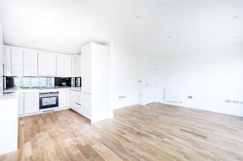2 Bedrooms Flat for sale in Fergusson Mews, London, SW9