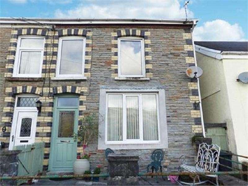 3 Bedrooms End Of Terrace House for sale in Gough Road, Ystalyfera, Swansea.