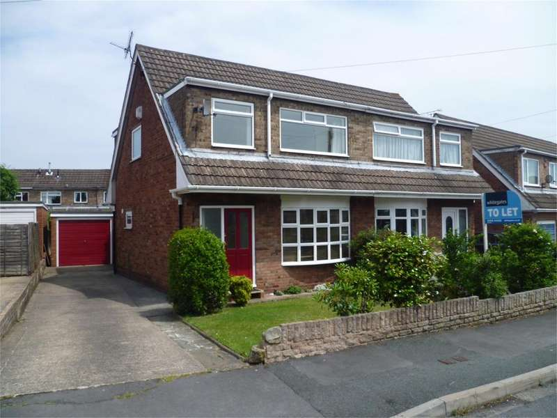 3 Bedrooms House Share for rent in Fir Tree Road, Bradley, Wrexham, LL11