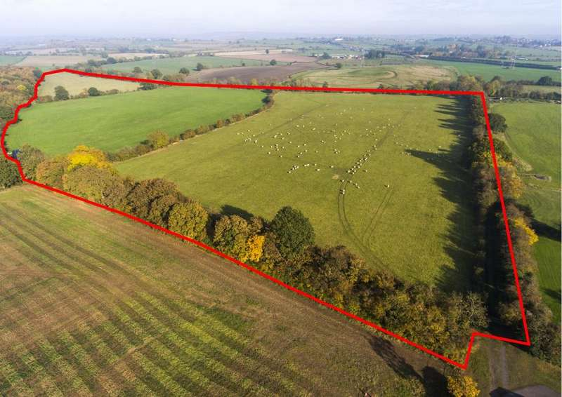 Land Commercial for sale in Upton Warren, Bromsgrove, Worcestershire