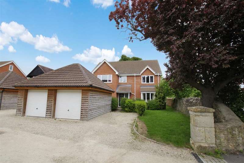 5 Bedrooms Detached House for sale in High Street, Watchfield