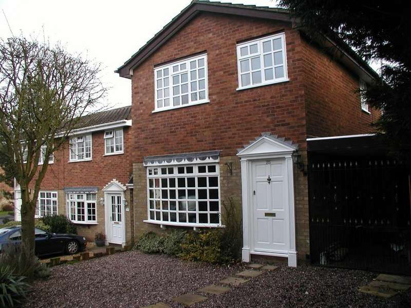 3 Bedrooms Detached House for rent in 25, Millers Vale, Wombourne, Wolverhampton, South Staffordshire, WV5