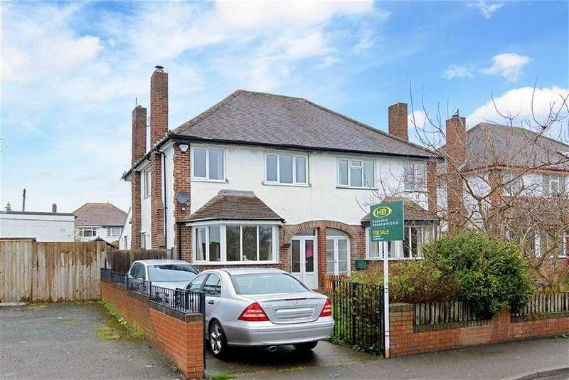 3 Bedrooms Semi Detached House for sale in Sundorne Road, Sundorne, Shrewsbury, Shropshire