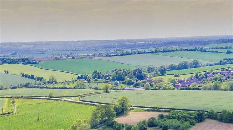 Land Commercial for sale in Plot 19, Melton Road, Shangton, Leiocestershire