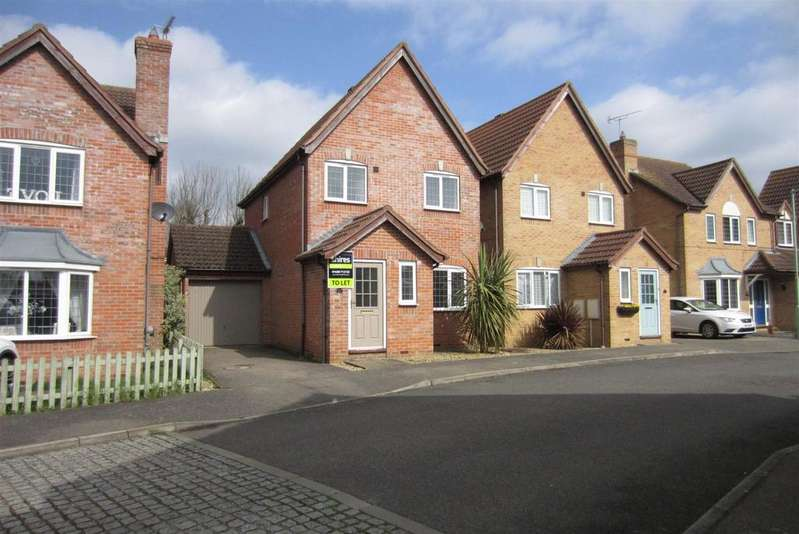 3 Bedrooms Detached House for rent in Green Farm Lane, Barrow, Bury St. Edmunds