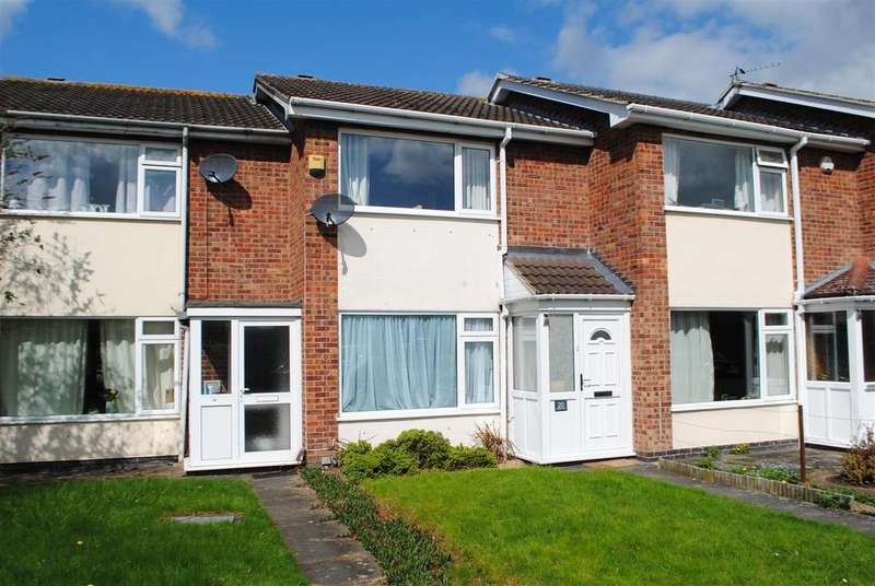 2 Bedrooms Town House for sale in Petworth Drive, Loughborough
