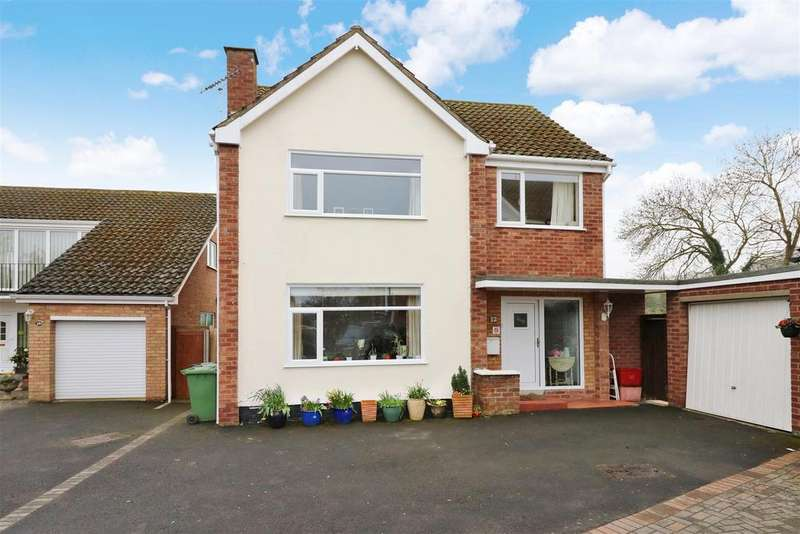 3 Bedrooms Detached House for sale in Lodge Crescent, Warwick